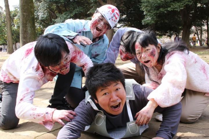 Biohazard Zombie Rush