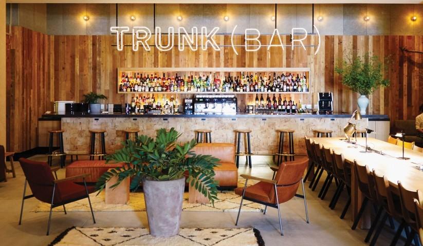 trunk bar trunk lounge contemporary shibuya boutique hotel