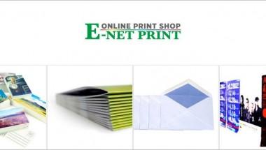 E-NET PRINT Online Print Shop