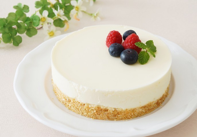 A Short History of Japanese Cheesecake