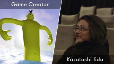 toco toco: Kazutoshi Iida, Game Creator