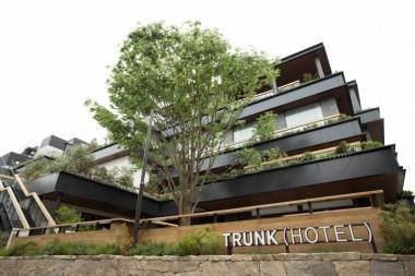 webTRUNK(HOTEL)外観