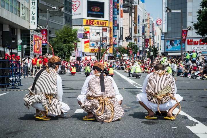 Shinjuku Eisa
