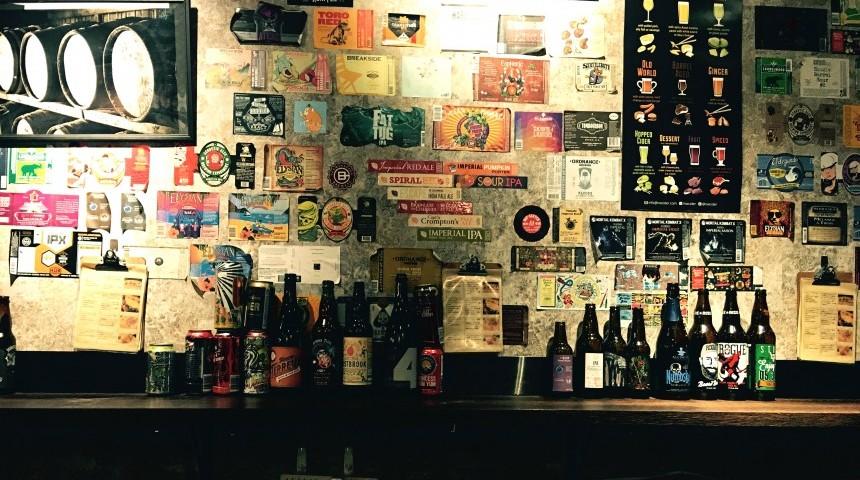 Hop-Scotch Craft Beer & Whisky