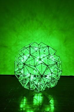 Olafur Eliasson: Green light—An artistic workshop 2016 Co-produced by Thyssen-Bornemisza Art Contemporary Photo: Sandro E.E. Zanzinger / TBA21, 2016 ©Olafur Eliasson