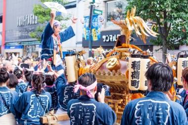 Kichijoji Autumn Festival