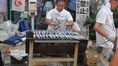 Meguro Sanma Matsuri