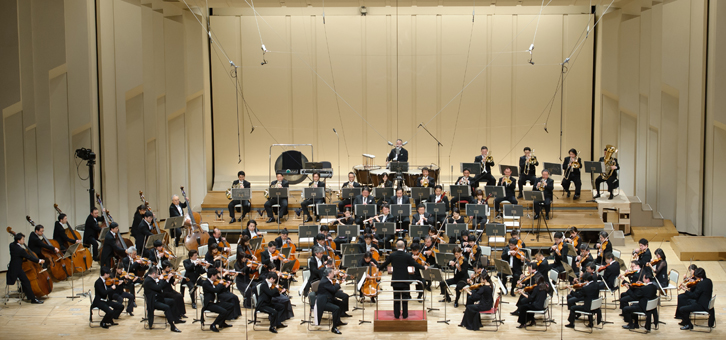NHK Orchestra from website