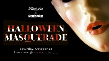 "Metropolis x Blacklist ""Halloween Masquerade"" Getsumatsu Party"