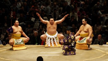 Getting Tickets for Sumo