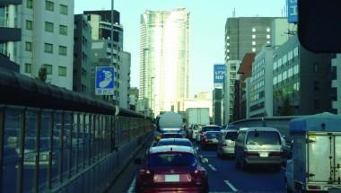 Tokyo by Ambulance