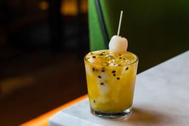 Ping Pong, an original Longrain cocktail