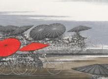 Shigeki Kuroda's Red in Black.