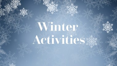 Holiday activities for one and all