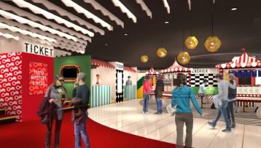 Tokyo Mystery Circus opens in Kabukicho
