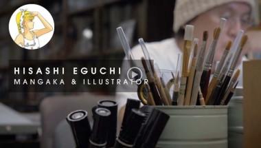 Toco Toco: Hisashi Eguchi, Mangaka & Illustrator