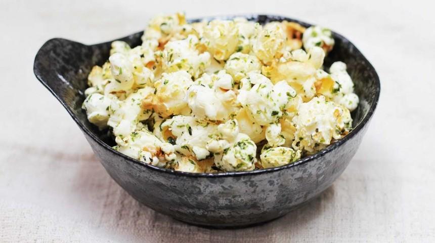 Aonori Popcorn