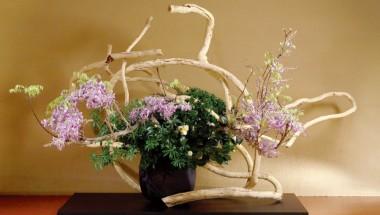 FlowerJapan 2017: A Stunning Ikebana Exhibition