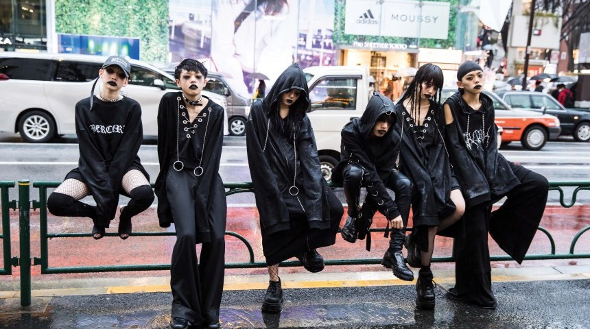 The (re)evolution of Harajuku