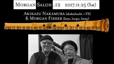 ANCIENT/MODERN SOUNDSCAPES: Morgan Fisher + Akikazu Nakamura