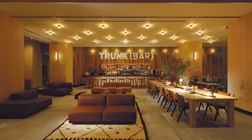 TRUNK(Lounge)