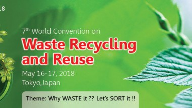 7th World Convention on Waste Recycling and Reuse