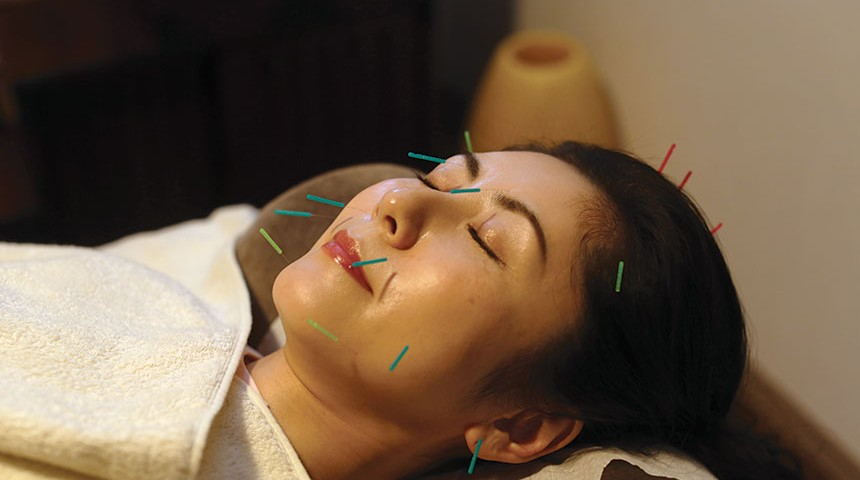 Cosmetic Acupuncture Salon Sakura