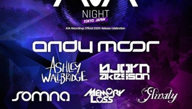 AVA Recordings Night featuring Andy Moor