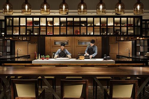 Hyatt-Centric-Ginza-Tokyo-NAMIKI667-Show-Kitchen