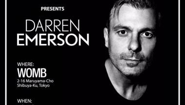 Music First Entertainment Presents Darren Emerson