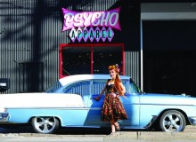 pinup rockabilly fashion Psycho Apparel