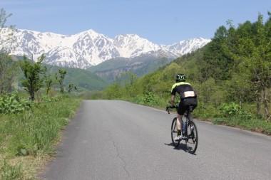 Nagano Alps Azumino Century Ride Midori Group