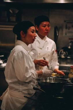 Oak Door Grand Hyatt Tokyo chef Megumi Wakamatsu