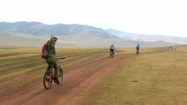 Experience Mongolia By Bike