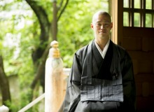 Daigo Ozawa, Vice Abbot of Tokozonji. All photos courtesy of Tokozonji