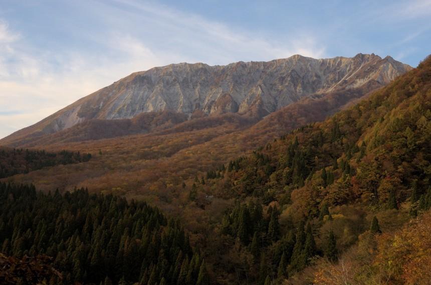 Mt. Daisen Kakigake Tottori Fall Travel