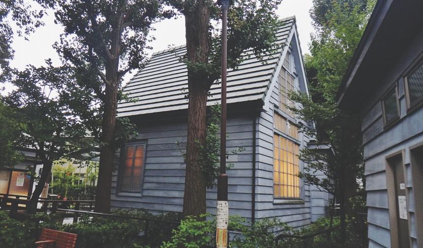 Ikebukuro's Bohemian Ghosts Saeki Yuzo Commemorative Atelier Museum