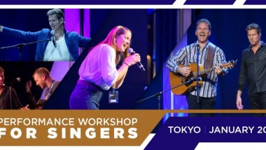 Voice Performance Workshop with Per Bristow