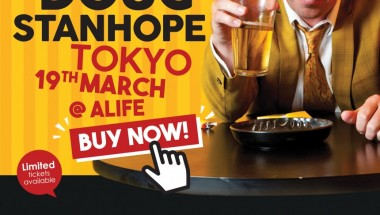 Doug Stanhope First Asia Tour TOKYO 19TH MARCH 2018
