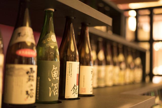 Sales of Japanese Sake Soaring Overseas