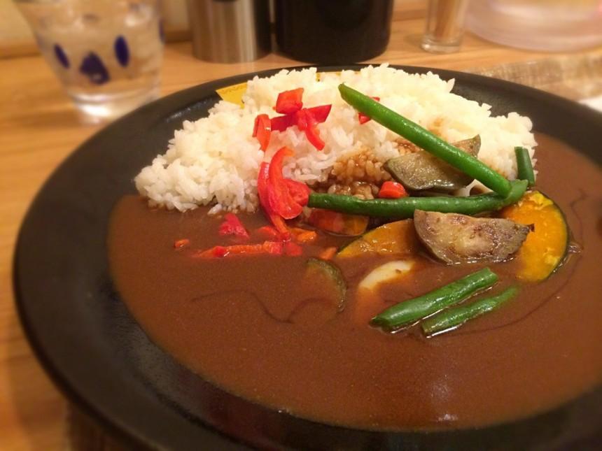 Yoshoku Tokyo curry rice Japanese food