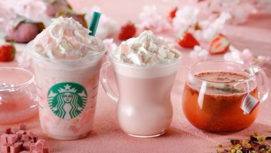 Starbucks Sakura Shortage