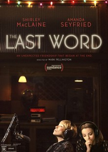 The Last Word movie review poster Tokyo Shirley Maclaine