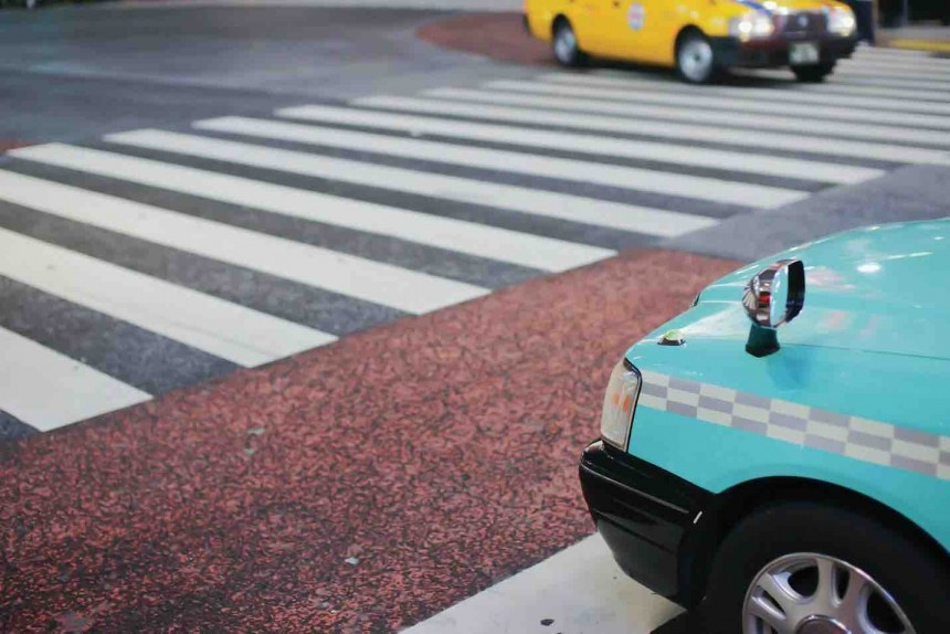 Tokyo Taxis may drive themselves