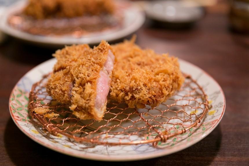 Tonkatsu Yoshoku Tokyo food