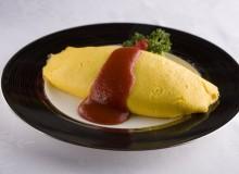 Tokyo Yoshoku Omurice Japanese food