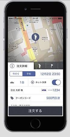 Zenkoku Tokyo Taxis App
