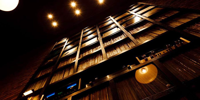 Yoyogi Village Music Bar Vinyl Underground Tokyo Japan