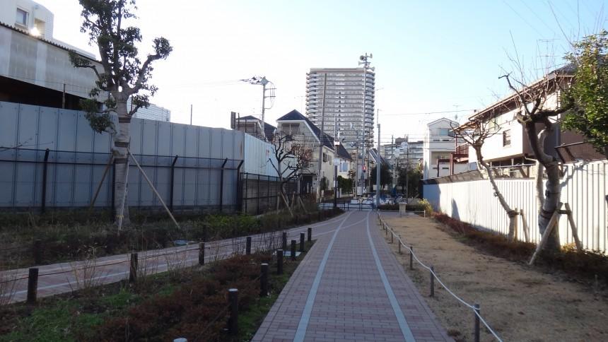 Tokyo High Line Ota Michizukadaisan Jidou-koen