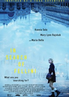 In Search of Fellini movie poster review Tokyo